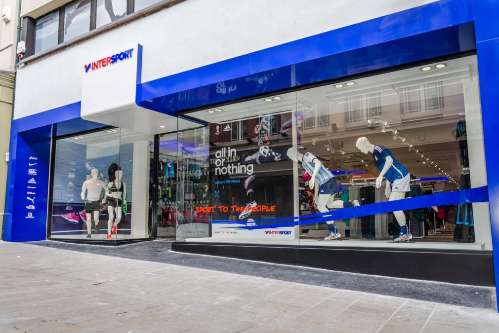 Intersport - a Retail IT client