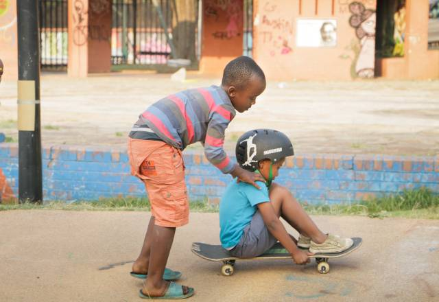 Route One's Have a Heart campaign for Skateistan