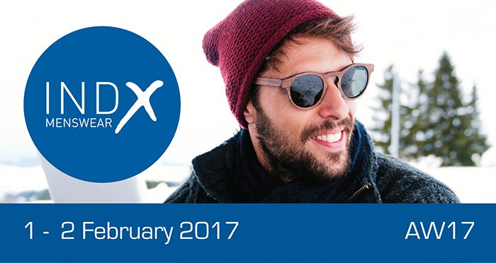 Join us at the INDX Menswear Show in February