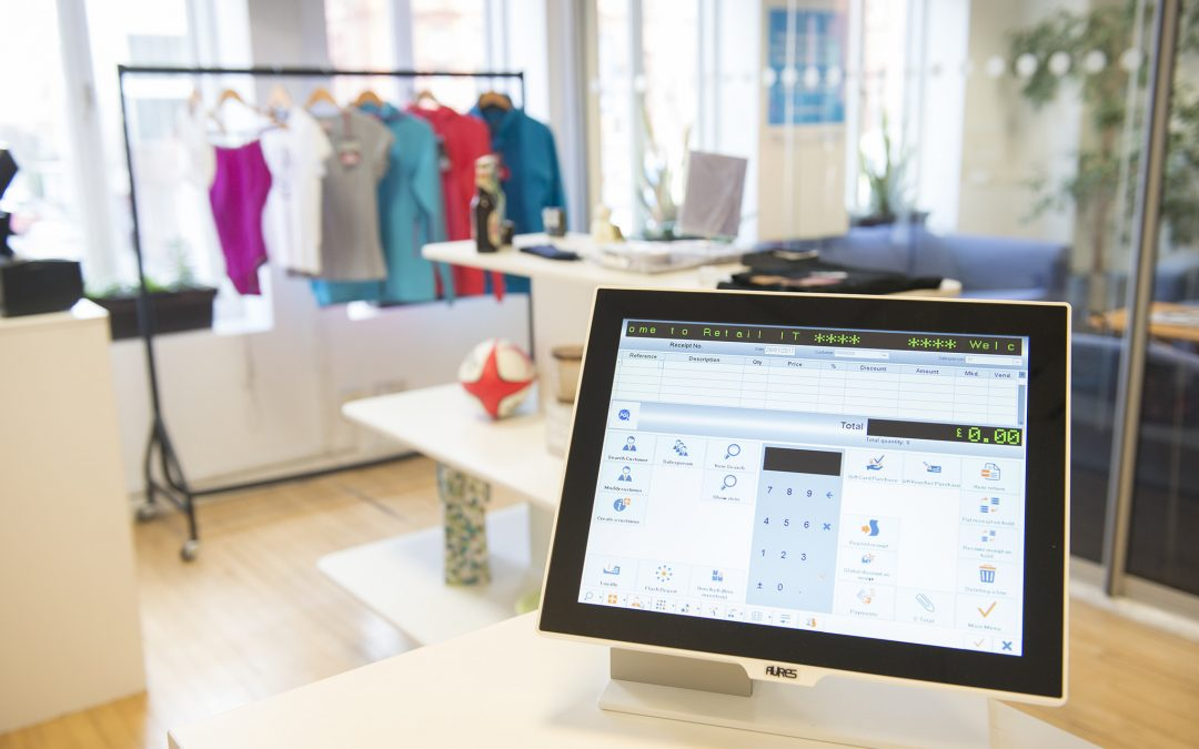 Join us for a retail tech demonstration over breakfast