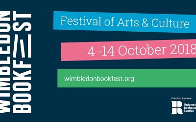An evening with Theo Paphitis at Wimbledon BookFest